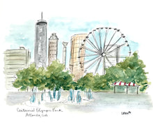 Load image into Gallery viewer, Centennial Olympic Park, Atlanta