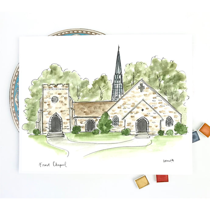 Berry College, Frost Chapel
