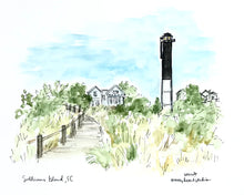 Load image into Gallery viewer, Sullivan's Island Lighthouse