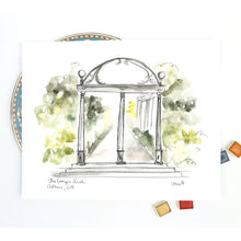 Load image into Gallery viewer, UGA Georgia Arch