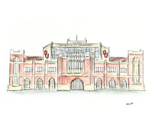 Load image into Gallery viewer, University of Oklahoma Stadium