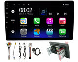 "NEW 10"" UNIVERSAL DOUBLE DIN RADIO WITH ANDROID 10 4CORE - Xstream audio systems"