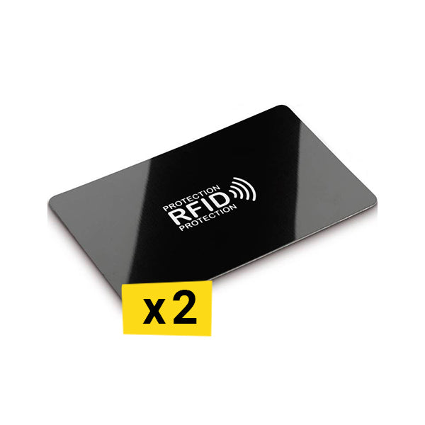 2 CardGuard — The RFID Credit Cards Protecting Solution