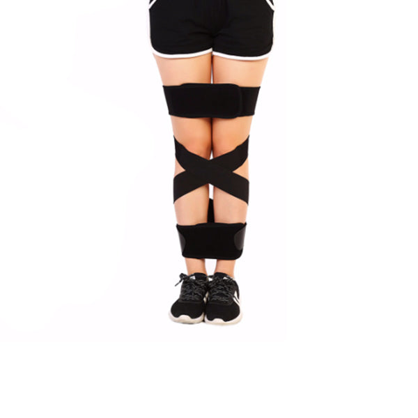 LegDirect Sport — Complex Leg Shape Corrector with X-Cross Strap