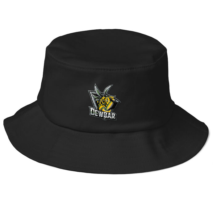 Old School Bucket Hat - DewBarBeekeeping