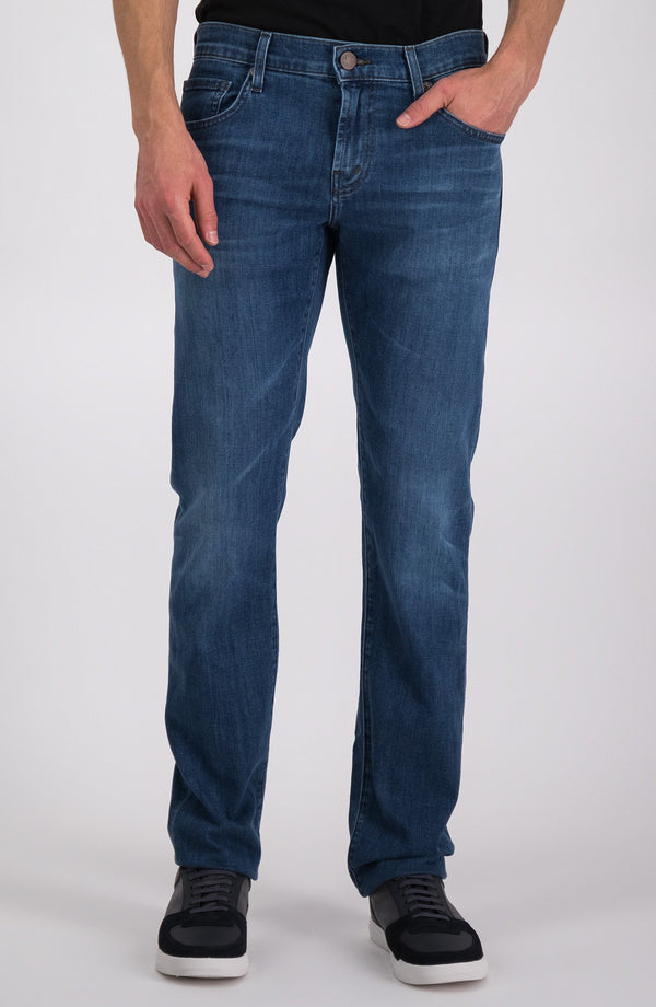 Jeans Tyler- Slim fit de corte recto