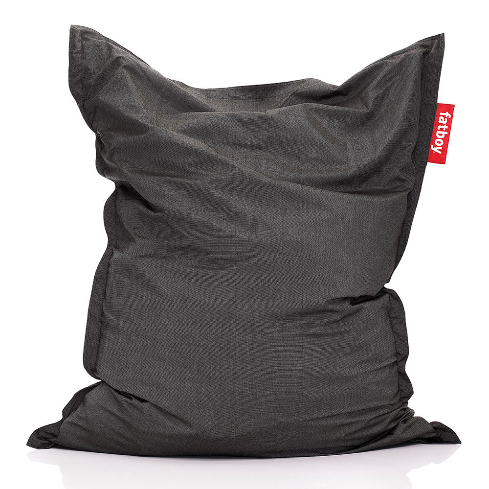 puff pouf pera cojin fatboy chile the original kenza outdoor charcoal aire libre