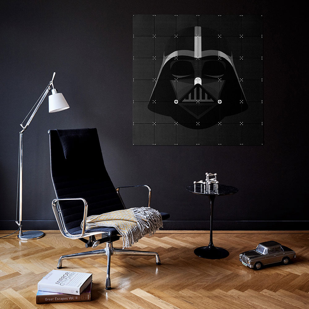 Mural IXXI Darth Vader / Stormtrooper - Medium