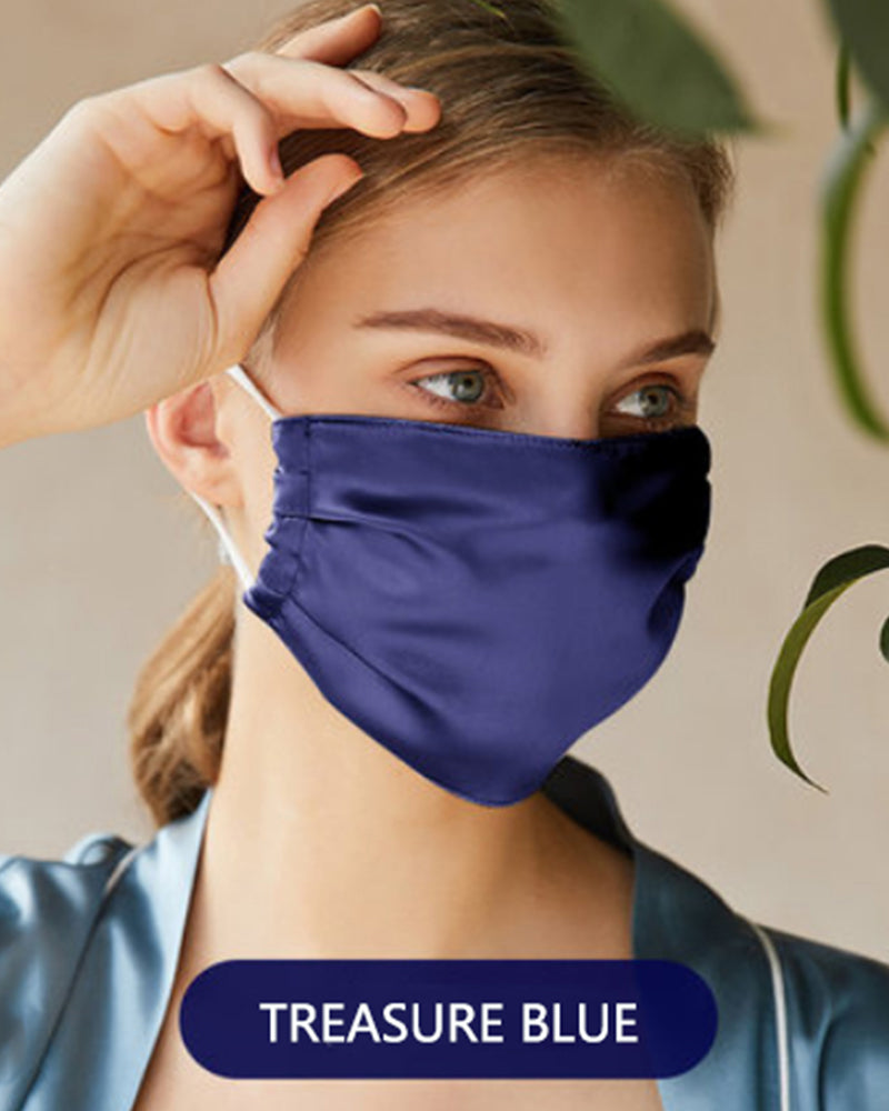 Silk Outdoor Anti- UV Face Cover