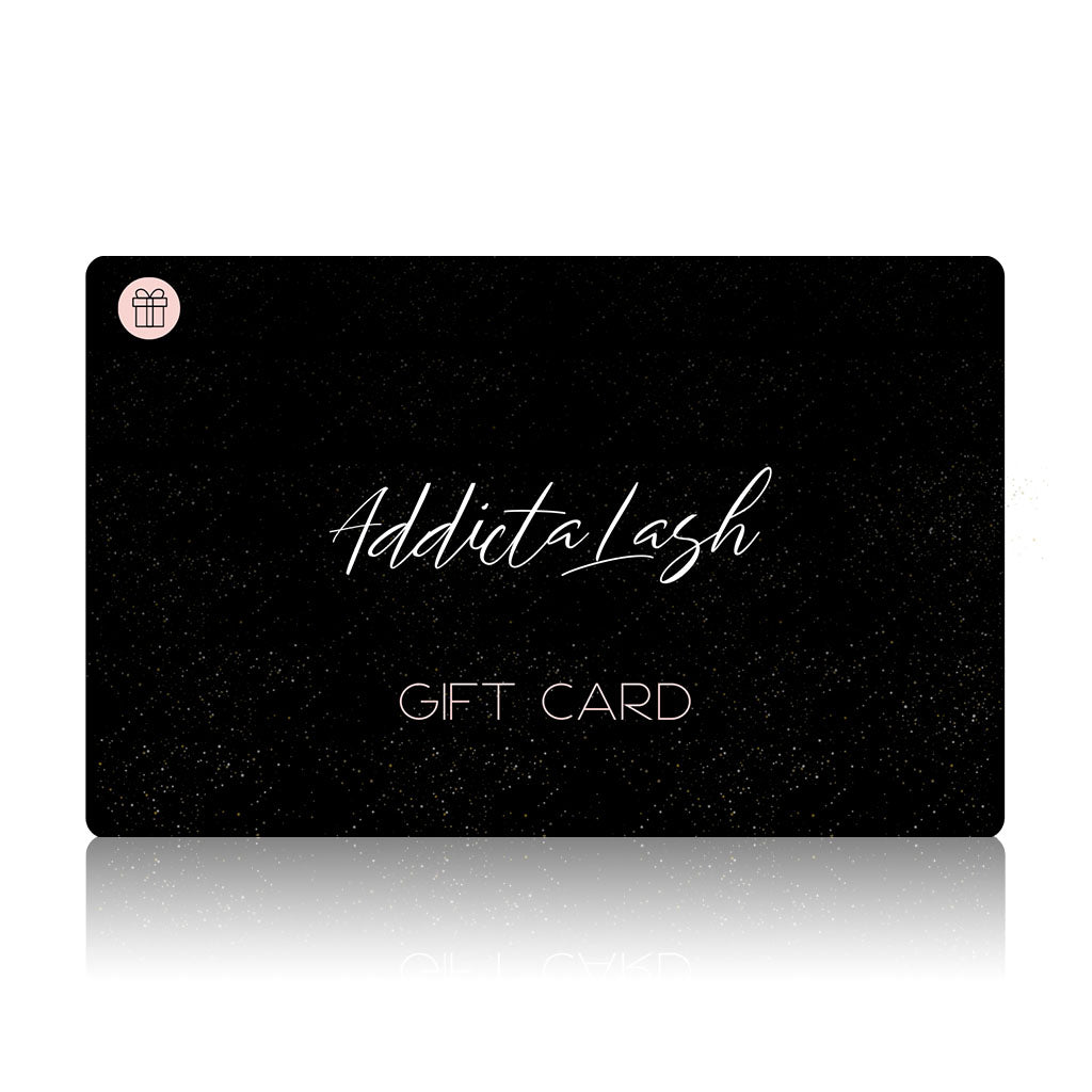 gift card of addictalash to make a gift of MAGNETIC EYEALSHES