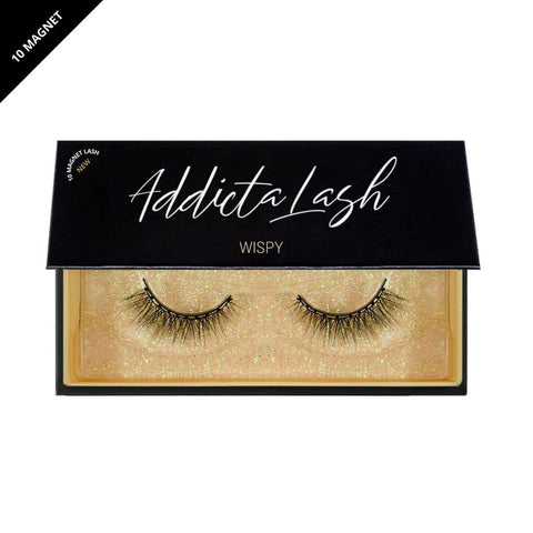 Wispy Magnetic Lashes - 10 MAGNET