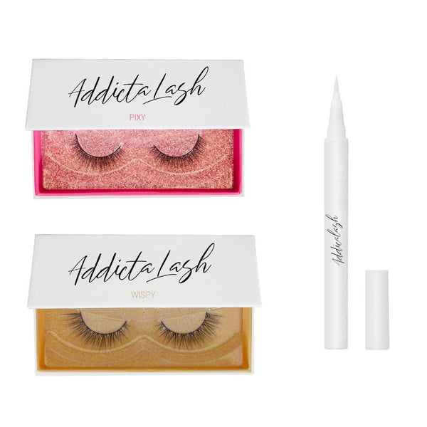 Natural Lash Adhesive Kit-Addictalash-australia-buy