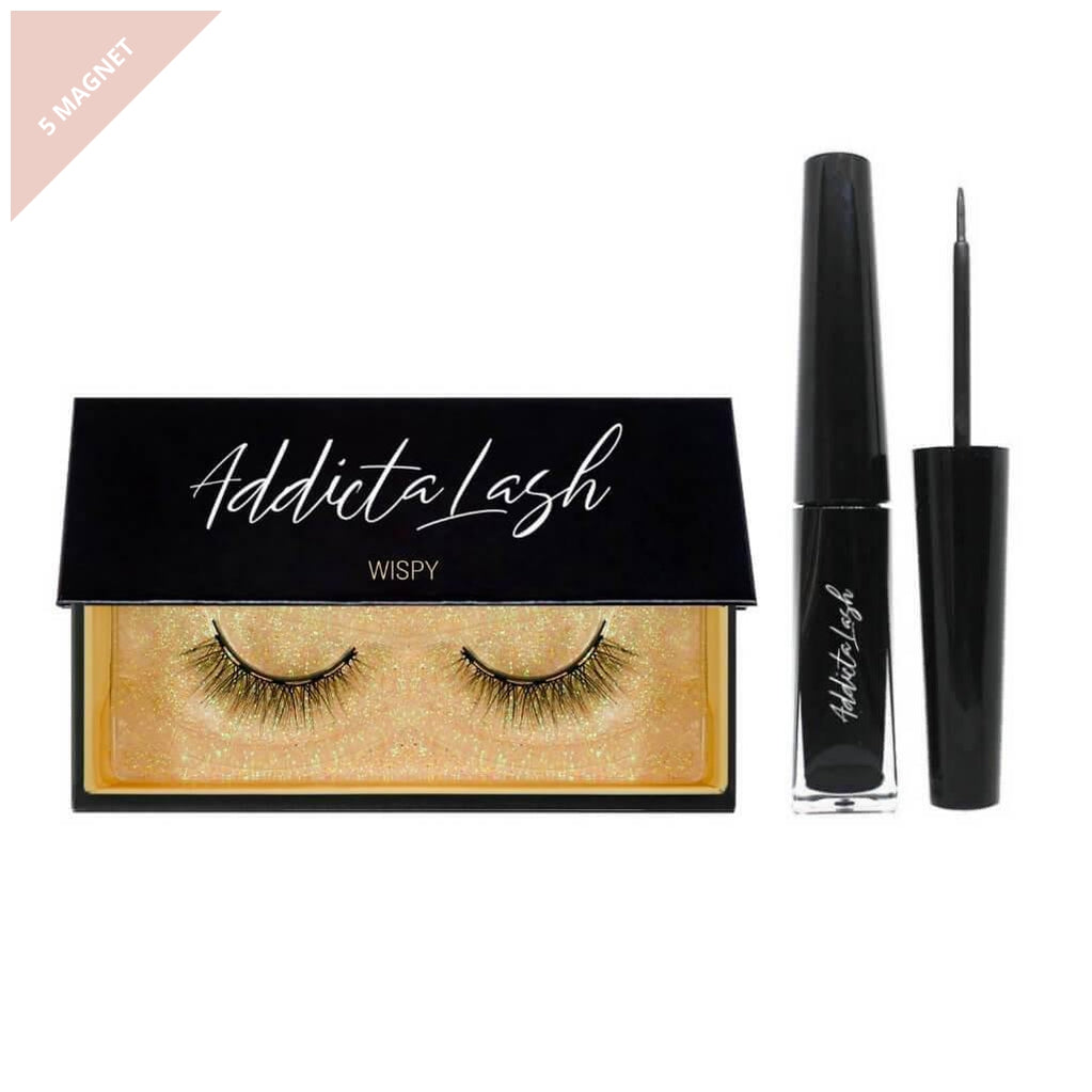 Wispy Magnetic Lash Kit-Addictalash-australia-buy