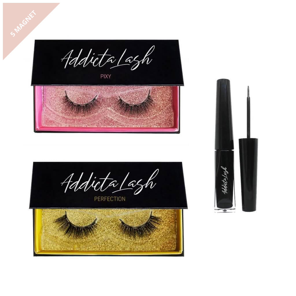 Glamorous Magnetic Lash Kit-Addictalash-australia-buy
