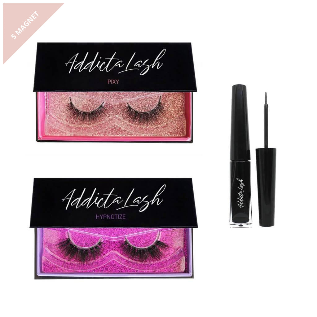 Day & Night Magnetic Lash Kit-Addictalash-australia-buy