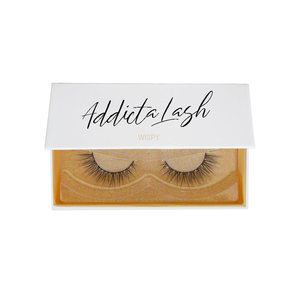 Wispy Strip Lashes-Addictalash-australia-buy
