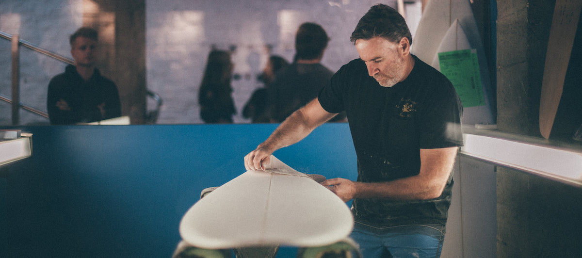 Surfboard FAQ's with Matt Biolos