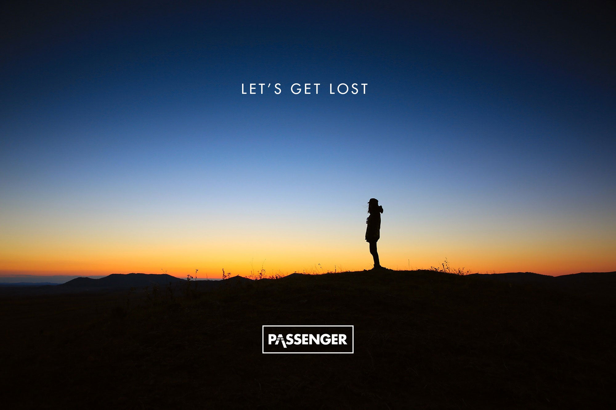 Passenger - Loose yourself.
