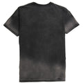 Lost enterprises Lost tee black bleach wash