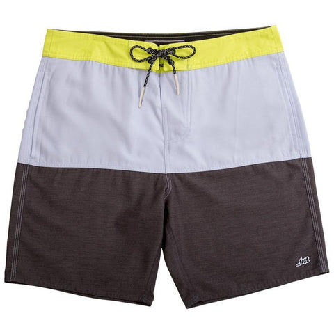 Lost Hazard Pocket Beachshort Bleach Purple Salvation
