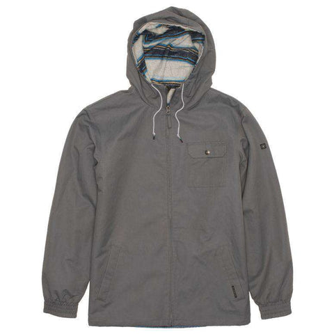 Vissla Breakers reversible jacket - night - www.remixd.co.uk