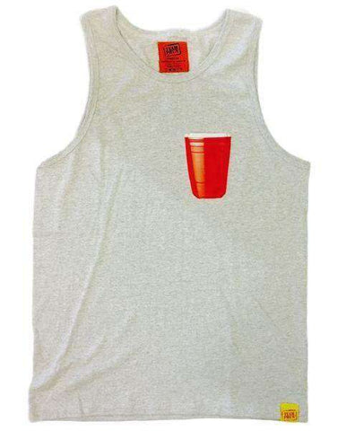 Team phun party pocket vest top vest www.remixd.co.uk Team Phun