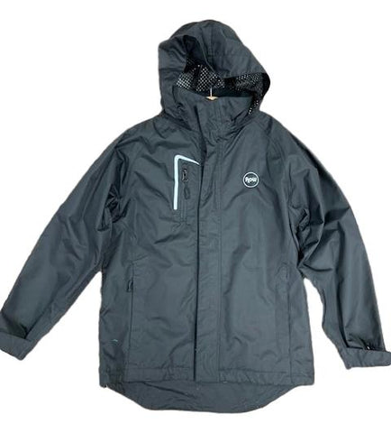 Gold coast - flow kids waterproof jacket