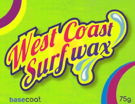 West ocast surf wax basecoat - www.remixd.co.uk