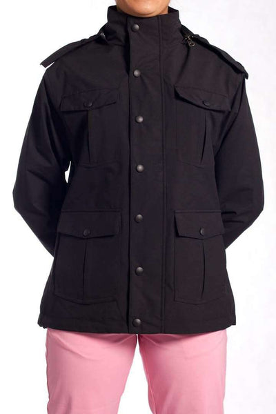 Fayde Ladies Wet Weather Platinum Jacket ladies jacket www.remixd.co.uk Fayde