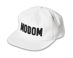 Modom CHALK cap white cap www.remixd.co.uk Modom