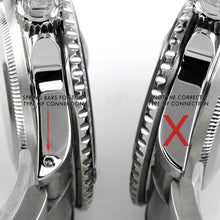 Load image into Gallery viewer, Vintage Lug Hole Style Rolex Replacement Spring Bars