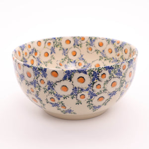 "9""Serving bowl pattern:Daisy Delight"