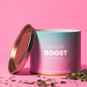 Boost Tea - Tea of Mine