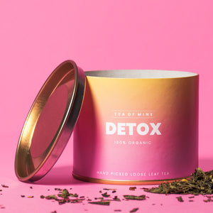 21 Day Detox Tea - Tea of Mine
