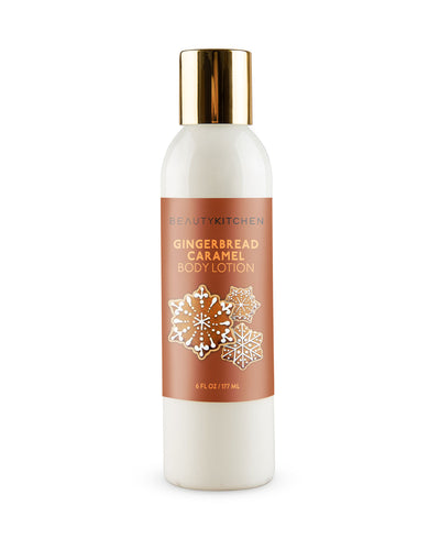 Gingerbread Caramel Body Lotion