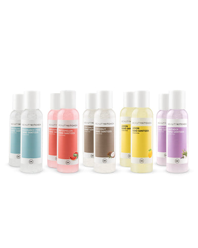 Hand Sanitizer 10 Pack