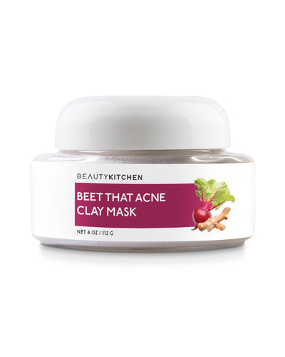 Beet That Acne Face and Body Clay Mask
