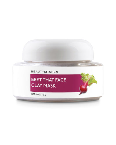 Beet That Face Clay Mask