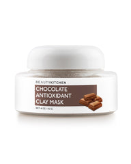 Chocolate Antioxidant Clay Mask