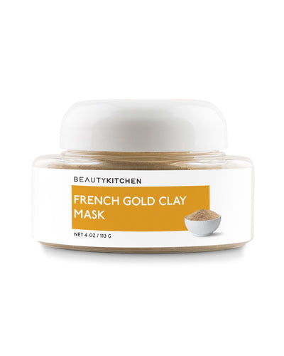 French Gold Clay Mask