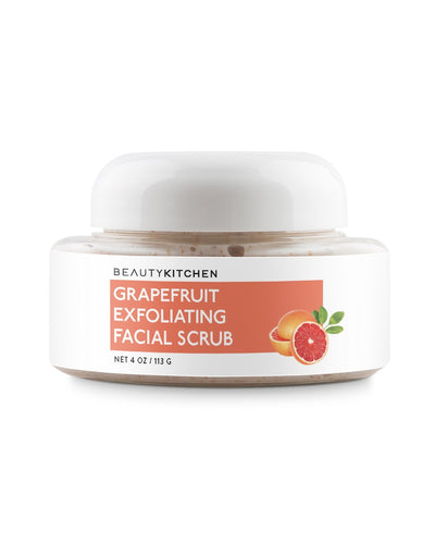 Grapefruit Exfoliating Facial Scrub