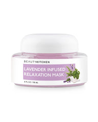 Lavender Infused Relaxation Mask