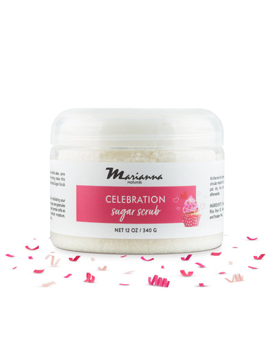 Celebration Sugar Scrub