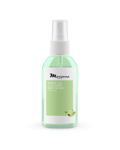 Mini Green Tea Cucumber Body Splash