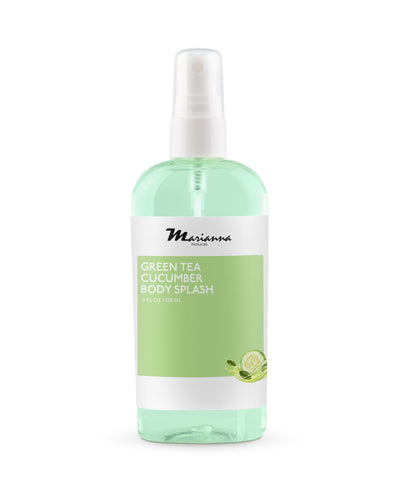 Green Tea Cucumber Body Splash
