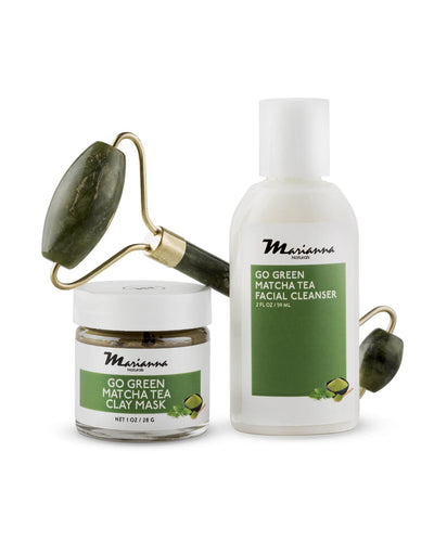 Go Green Matcha Tea Mini Bundle