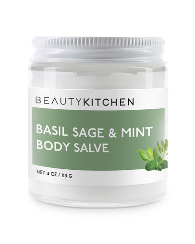 Basil Sage & Mint Body Salve