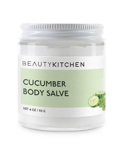 Cucumber Body Salve