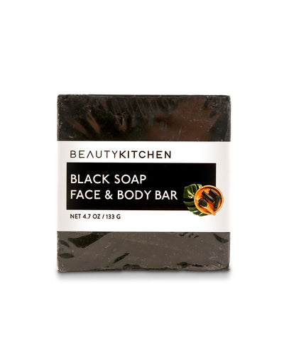 Black Soap Beauty Bar