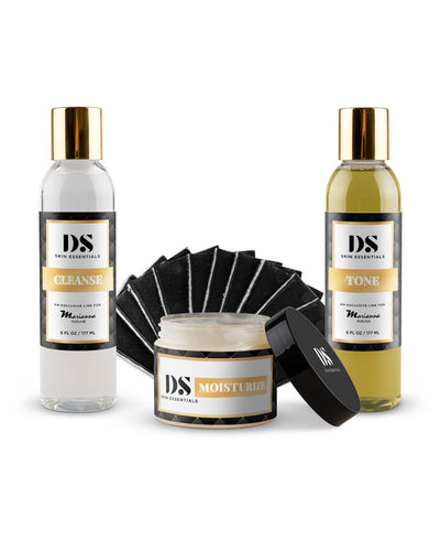 DS Skin Essentials 3pc Set